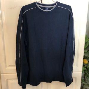 NWT Men's GAP Long Sleeve Shirt Size Medium